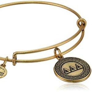 Alex and Ani Sorority Delta Delta Delta Bracelet